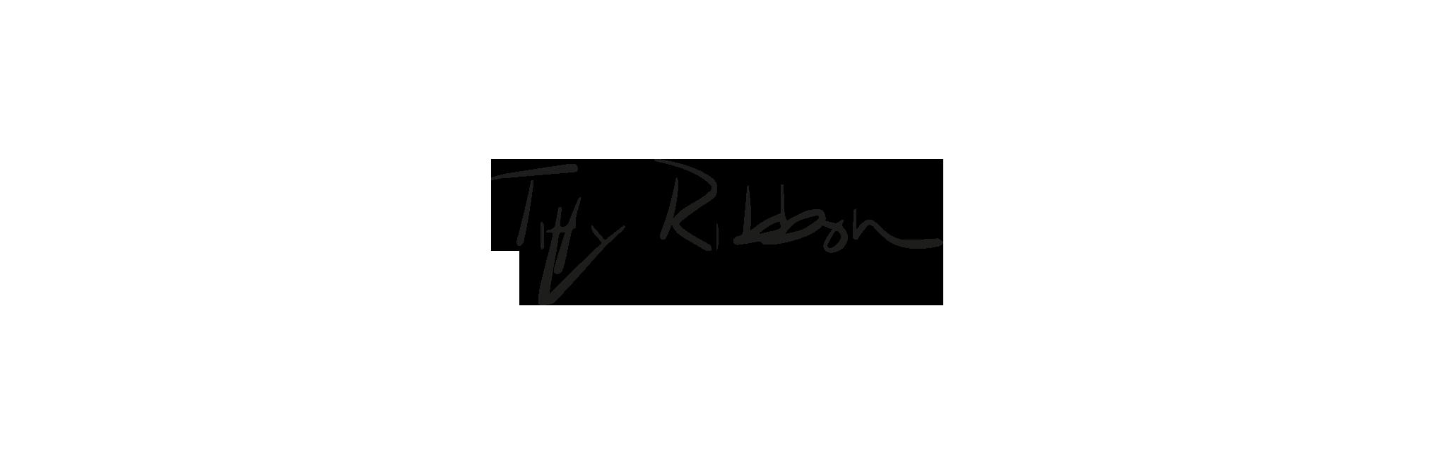 Tiffy Ribbon
